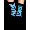 Носки Happy Socks PA01-905 серия Paisley c турецкими огурцами