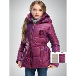 Куртка PELICAN GZWK4009 для девочек 6-11 лет, с бантиком