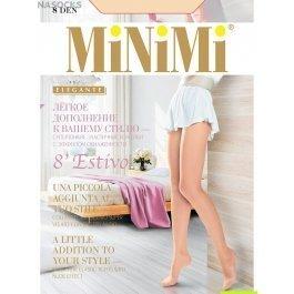 Распродажа колготки женские классические, супертонкие MiNiMi Estivo 8 den