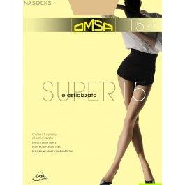 Распродажа колготки женские супер-тонкие OMSA Super 15 den