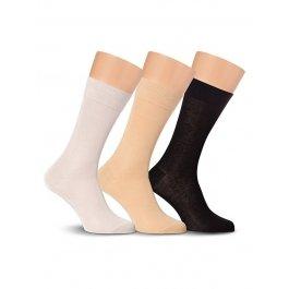 Купить Подарочный набор «Lorenz Е1» по 15 и 30 пар классических носков Lorenz