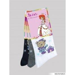 Носки Charmante SAKP-13109 для девочек