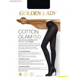 Колготки Golden Lady COTTON GLAM 150 женские