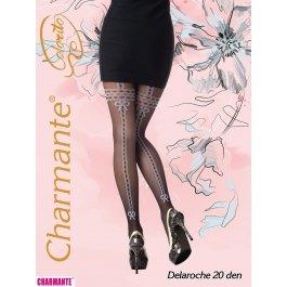Колготки Charmante DELAROCHE 20 женские имитация чулок