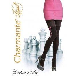 Купить Колготки Charmante LASKER 80 женские имитация чулок и шнуровки