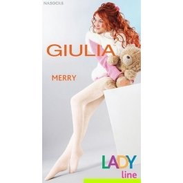 Колготки Giulia MERRY 250 для девочек
