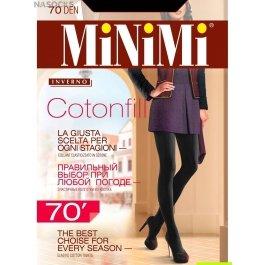 Колготки Minimi COTONFILL 70 женские