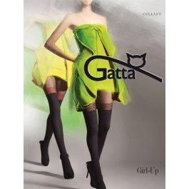 Колготки Gatta GIRL UP 19 женские имитация чулок