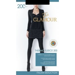 Колготки Glamour THERMO FLEECE 200 женские