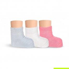 Носки детские, для новорожденных, махровые Lorenz Л7