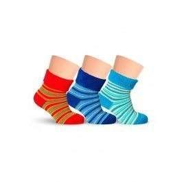 Носки детские махровые, с отворотом Lorenz Л35