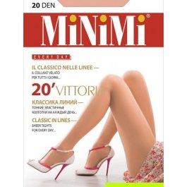 Колготки женские классические MiNiMi Vittoria 20 den