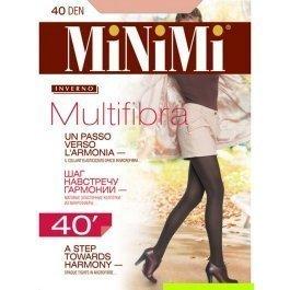 Колготки женские классические, из микрофибры MiNiMi Multifibra 40 den