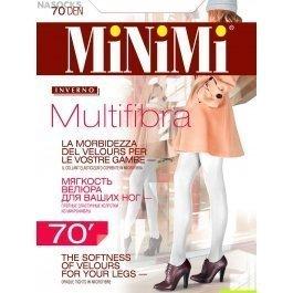 Колготки женские классические, из микрофибры MiNiMi Multifibra 70 den