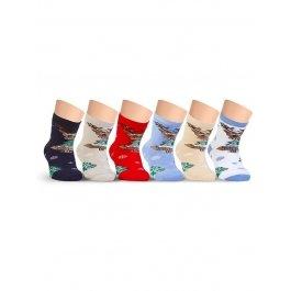 Носки детские махровые с рисунком Lorenz Л47