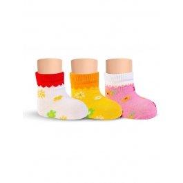 Носки детские, для новорожденных, с рисунком Lorenz Л49