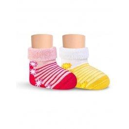 Носки детские, махровые, с рисунком Lorenz Л53