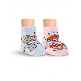 Купить Носки детские, для новорожденных, с рисунком Lorenz Л54