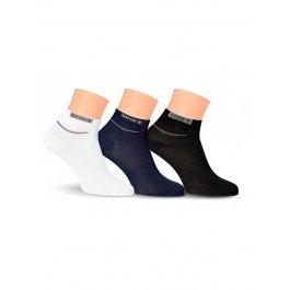 Купить Носки унисекс спортивные, укороченные Lorenz С2
