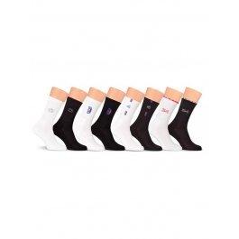 Носки унисекс спортивные, с махрой по следу, с рисунком Lorenz С4М