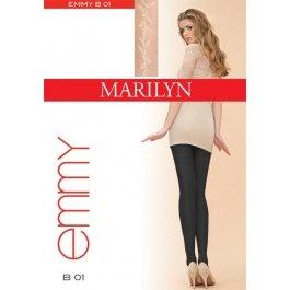 Колготки женские с узором Marilyn Emmy B 01 20 den