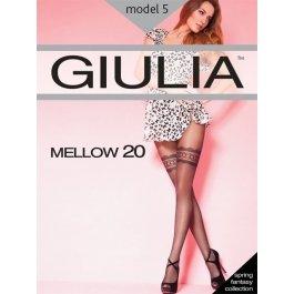 Колготки Giulia MELLOW 5 женские имитация чулок