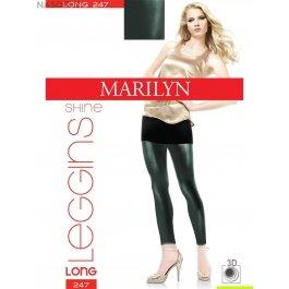 Джеггинсы женские с эффектом блеска Marilyn Shine Long 247