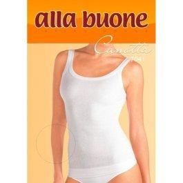 Майка женская хлопковая Alla Buone 7041