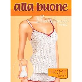 Купить Комплект женский (майка+трусы) Alla Buone 99002