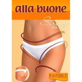 Трусы женские стринг бесшовные Alla Buone 1036