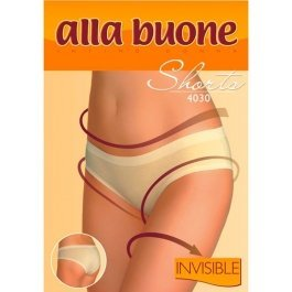 Трусы-шорты женские бесшовные Alla Buone 4030 Shorts