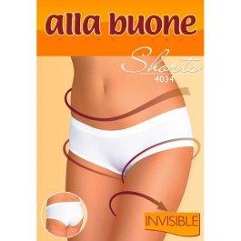 Трусы-шорты женские бесшовные Alla Buone 4034 Shorts
