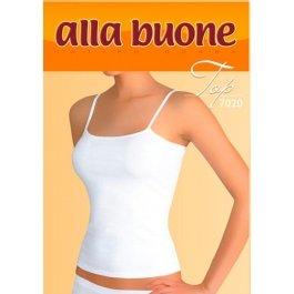 Майка женская хлопковая Alla Buone 7020