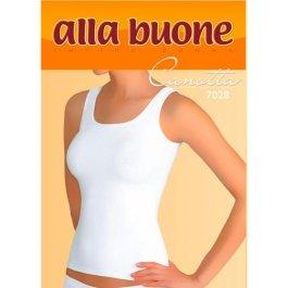 Майка женская хлопковая Alla Buone 7028