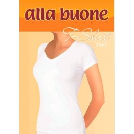 Купить Футболка женская хлопковая Alla Buone 7047