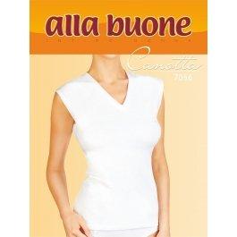 Майка женская хлопковая Alla Buone 7056