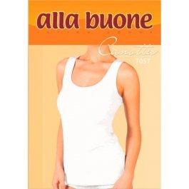 Майка женская хлопковая Alla Buone 7057