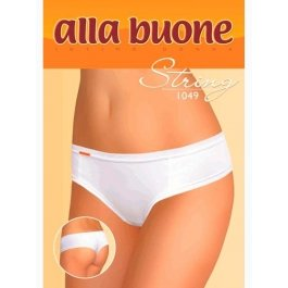Трусы женские шорты-стринг Alla Buone 1049