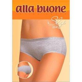 Купить Трусы-шорты женские меланж Alla Buone 2045