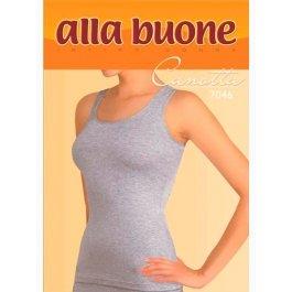 Купить Майка женская хлопковая меланж Alla Buone 7046