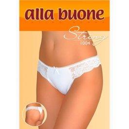 Трусы женские стринг с кружевом Alla Buone 1004