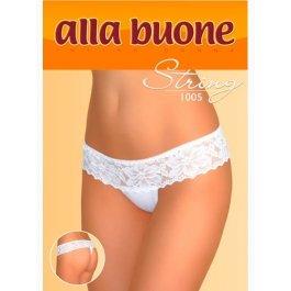 Купить Трусы женские стринг с кружевом Alla Buone 1005