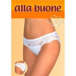 Трусы женские слип с кружевом Alla Buone 2010