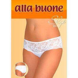 Трусы женские слип с кружевом Alla Buone 2011