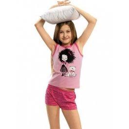 Купить Пижама для девочек с рисунком Pelican GNVH175