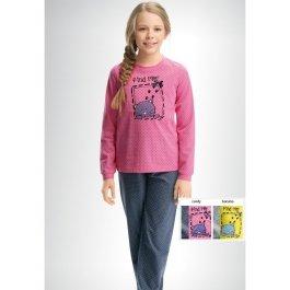 Пижама для девочек с рисунком Pelican GNJP424