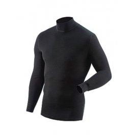 Купить Джемпер мужской с длинным рукавом, из шерсти мериносов Guahoo 22-0340 N