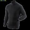Джемпер мужской с длинным рукавом, из шерсти мериносов Guahoo 22-0340 N