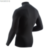Джемпер мужской с длинным рукавом, из шерсти мериносов Guahoo 22-0340 N - 2