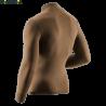 Джемпер мужской с длинным рукавом, из шерсти мериносов Guahoo 22-0340 N - 4